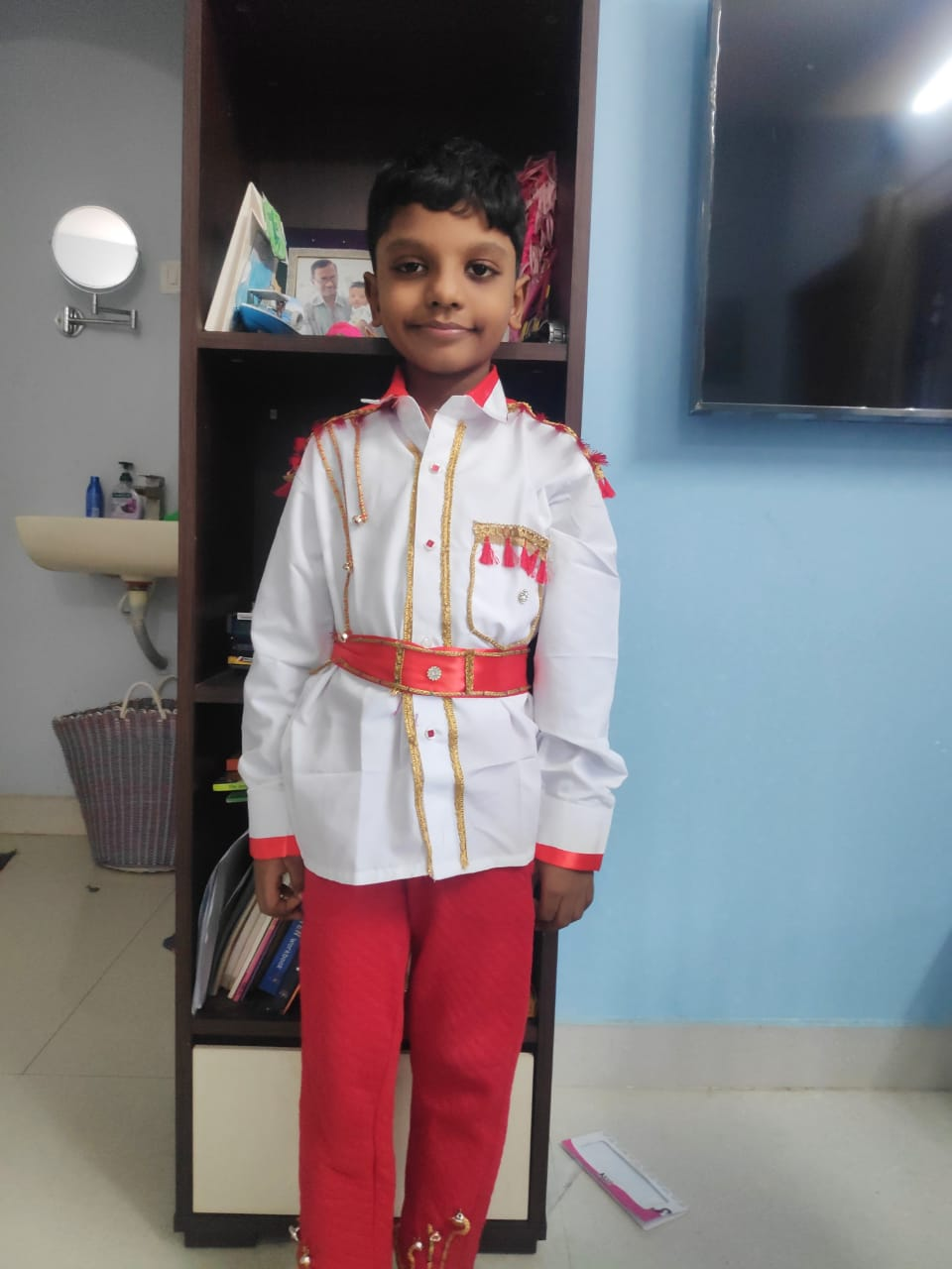 Fancy Dress Grade 1